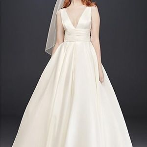 Wedding Dress from David's Bridal